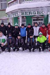 Obrazem: Zimní příprava A týmu