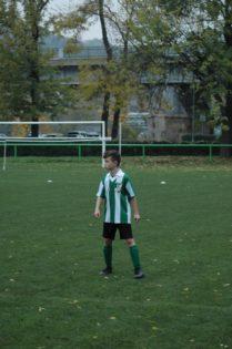 Mladší žáci - Cembrit Beroun - FK Králův Dvůr 1:4 (0:2)