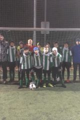 Mladší žáci - Zimní liga v Unhošti